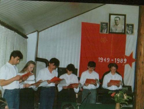 Proslava 1989.